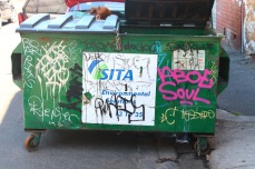 Melbourne pt2 - Doors and Dumpsters
